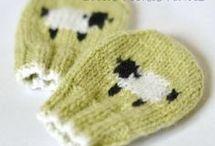 Knit -Sheep patterns