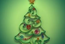 Quilling X-Mas & Co.