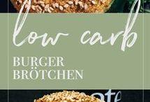 LOW CARB | Brot und Brötchen / Hier dreht sich alles um leckere Low Carb Brot und Brötchen Rezepte. Die Rezepte sind nicht nur Low Carb sondern auch glutenfrei. Mjamii ;D