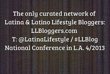 #LALLBLOG13 / Join the Latina Lifestyle Bloggers Collective and it's partners SoCal Lady Bloggers, FitFluential and Blog Trends April 25-27, 2013 at the historic Cooper Design Space in Downtown LA. 