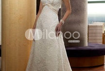 Of Formal Wear and Wedding Dresses / by Azra Mustafa