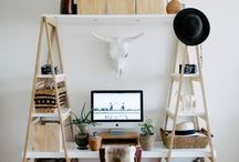 H O M E / Workspace ideas