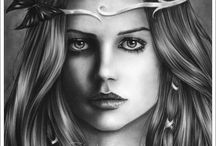 drawings/art / by Caroline Carlson