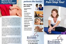 physiotherapy brochures