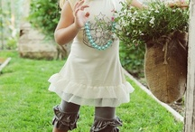 Karrington & Hadley Clothes/Hairbows / by Tina Hamblin