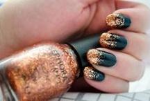 Nails & Makeup Idea's / by Meghan Oxenbury