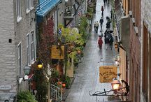 Quebec Vacation / by Donna Charles