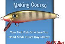 Crankbait Making Course / Free Crankbait Making Lessons