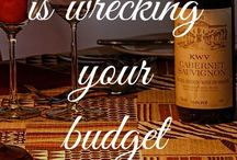 Budgeting / Creating a budget, budget tips, easy budget