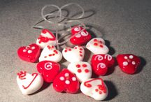 Valentine's Day Crafts / Crafts for the little ones to do on Valentine's Day! https://heckerty.com/activities/