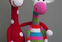 Animals - crochet/knitting