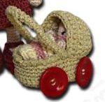 brinquedos amigurumi