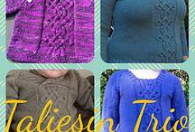 Ebooks / Ebooks of patterns designed by Leeana Gardiner (Whirlsie's Designs)