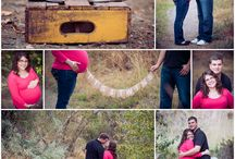 Pic ideas for maternity shoot