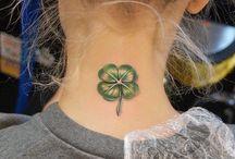 Tattoo Melanie