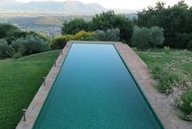 Pools / A board devoted to the masses of water that provide tranquility and enjoyment throughout the ages.