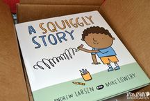 Kindergarten storytelling/story writing