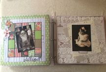 Amelia's Scrapbook / Amelia's First Year