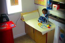 Doctor's Office Unit / by Carolyn Black
