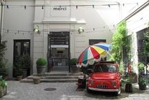 Vive La France / Paris sites and merchants