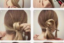 Ball/Formal Hair Styles