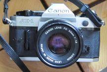 Cameras / by Mary Hickey