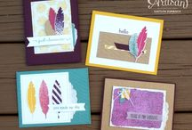 Scrappy Girl Heaven - Stampin' Up! / by Nijah Emery