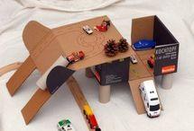 házi készítésű játékok