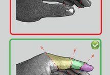 Anatomy tips