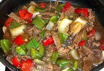 Asian Inspired Recipes
