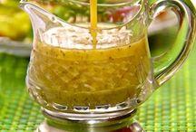 condiments/dressings/seasonings