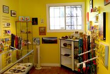 Artists-run Gift Store / Original Art Cards, gifts, small artworks - and meet the Artists daily