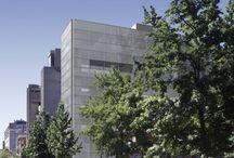 RM 2004 Yale University History of Art & Arts Library Building New Haven, Connecticut 2001 - 2004 / RICHARD MEIER