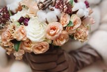 Зимние свадебные букеты / Очаровательные букеты для невест. Тренды этой зимы!