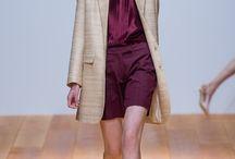 Clothes: Runway // Editorial