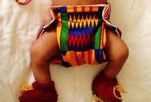 Vauvan vaatteita / M