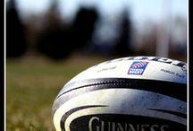 Rugby <3 / by Ashley Savard