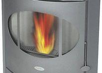 Pellet kachel / pellet stove / Heating / verwarming