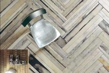 Timber Tiles / Latest natural timber look porcelain tiles. The look of natural timber and wooden planks encompassed in a heat, scratch, water and stain resistant porcelain tile.