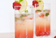 Drinks / Not necessarily healthy drinks