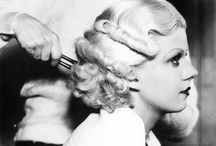 Hair style  / la storia dell'acconciatura