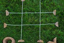 garden party games
