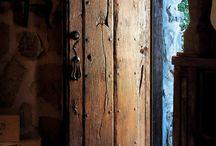 Doors / by Dawn Maestro-Blom