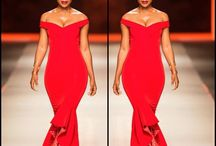 Khosi Nkosi at Mercedes Benz Fashion Week
