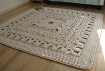 Russian square rug diagram and tutorial