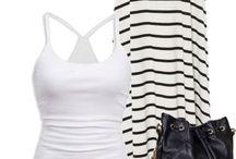 Beach clothing!