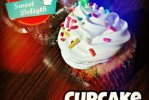 Sweet Deligth / Deliciosos cupcakes, hechos por encargo, con sabores únicos, todo eso y mucho mas en Sweet Deligth. Tuxtla Gutierrez, Chiapas.