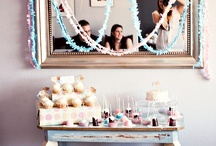 Gender reveal party / by Jodi Hayes