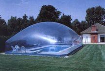 Cubiertas y  piscinas