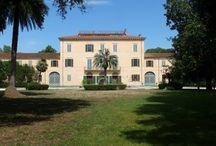 Villa Borbone - Viareggio (Lu)